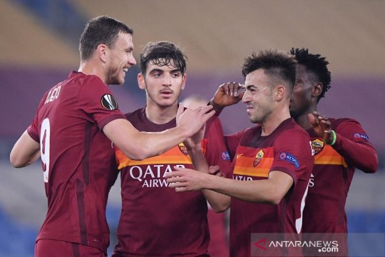 Hasil lengkap Liga Europa: Roma menuju ke 16 besar