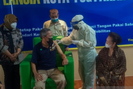 Pemkot Yogyakarta jamin ketersediaan vaksin untuk lansia