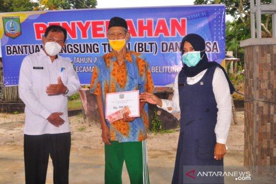 Delapan persen Dana Desa di Belitung Timur untuk penanganan COVID-19