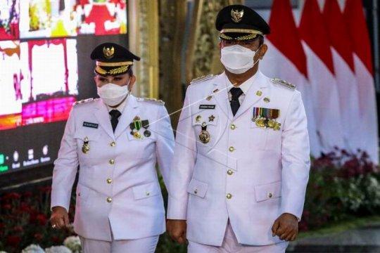Pelantikan Wali Kota Semarang
