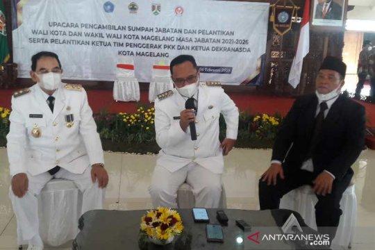 Wali Kota Magelang siap terima aduan warga 24 jam