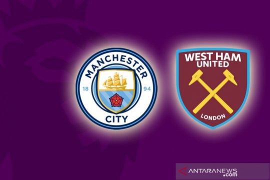 Jadwal lengkap Liga Inggris: Duel City vs West Ham, dua tim naik daun