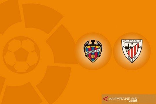 Levante ditahan imbang Bilbao 1-1