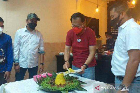 Dandim 0414 Belitung kembangkan usaha kuliner Mie Aceh