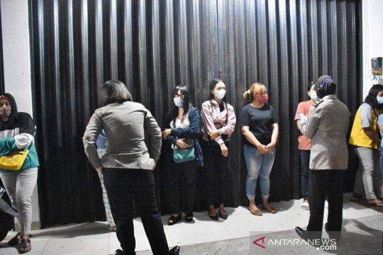 Operasi pekat, 36 wanita PSK ditangkap di Solo