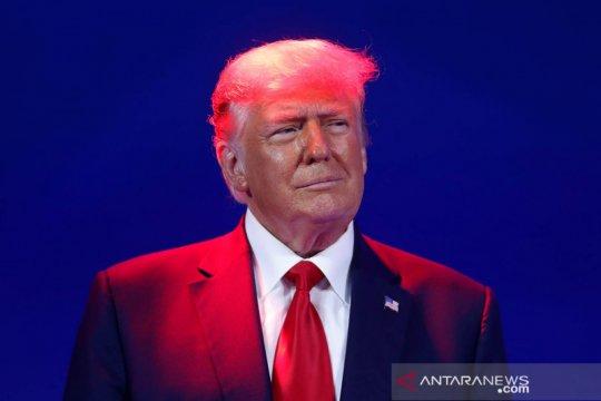 Twitter berangus akun berafiliasi dengan medsos Trump