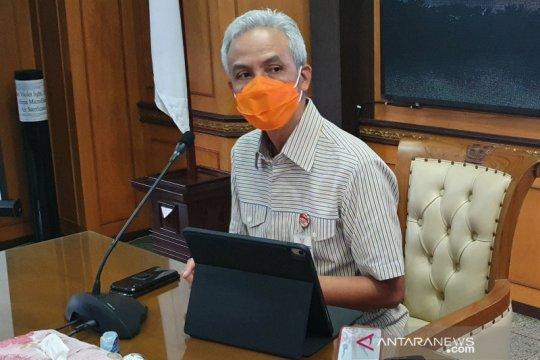 Ganjar:  Penanganan COVID-19 di Jateng terus tunjukkan hasil positif