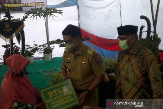 Bupati Temanggung: TMMD jadi kekuatan luar biasa memajukan desa