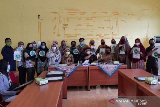 40 UMKM di Belitung terima sertifikat halal