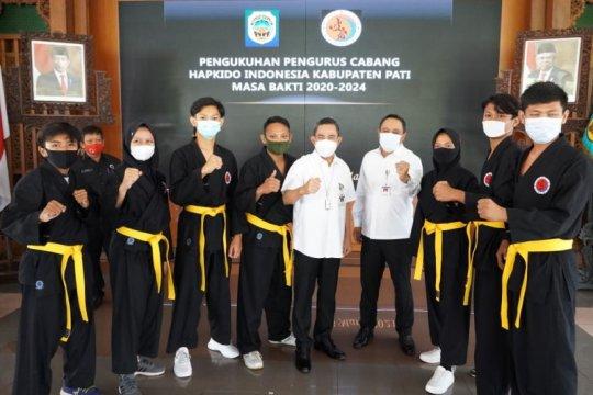 Hapkido Pati targetkan 3 medali emas Porprov 2022