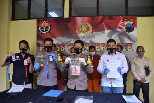 Peras pejabat, tiga oknum wartawan gadungan di Wonosobo ditahan polisi