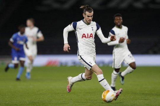 Mourinho tegaskan masa depan Bale tergantung Madrid