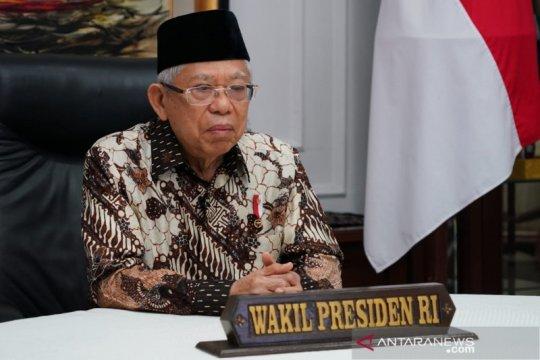 Wapres Ma'ruf: Administrator sekaligus eksekutor tantangan birokrasi