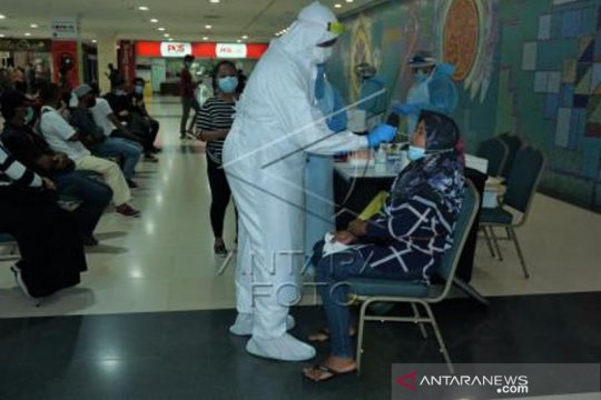 Tes Usap PCR Massal Pekerja Migran Indonesia Di Kuala Lumpur