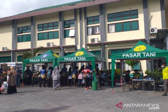 Pasar Tani Belitung bantu pasarkan hasil panen langsung ke masyarakat