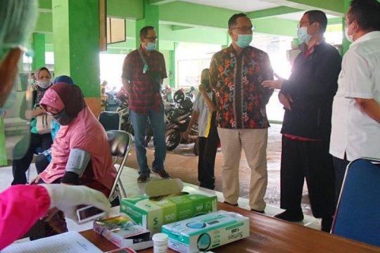 Wali Kota Magelang: Pedagang tetap terapkan prokes meski sudah divaksin