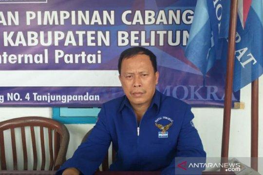 DPC Demokrat Belitung nilai KLB ilegal dan abal-abal