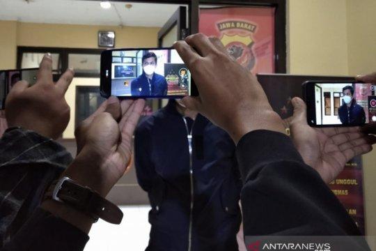 """Diminta tanggung jawab setelah serempetan, mahasiswa ini malah todongkan senjata """"air gun"""""""