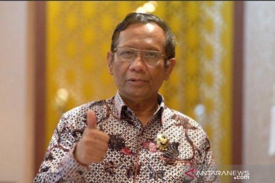 Presiden terima TP3 Enam Laskar FPI yang dipimpin Amien Rais