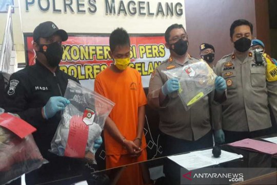 Pelaku pembunuhan di Hotel Syailendra Borobudur serahkan diri ke polisi