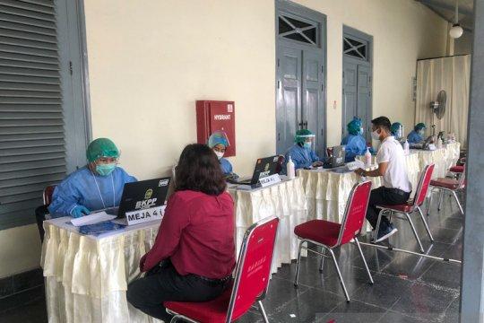 Partisipasi vaksinasi massal di Yogyakarta capai 85 persen