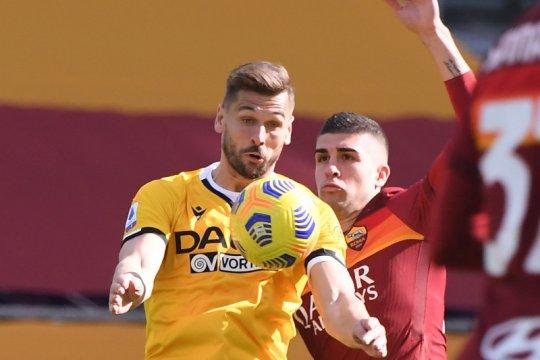 Menang 2-0, Udinese hambat Sassuolo naik peringkat