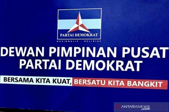 AHY bersama 34 DPD Partai Demokrat ke Kemkumham dan KPU hari ini