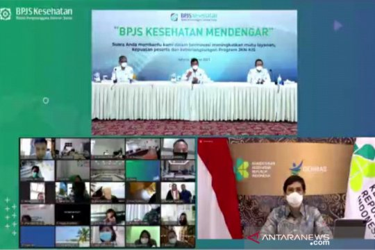 BPJS Kesehatan Mendengar, ajak stakeholders JKN-KIS suarakan aspirasinya