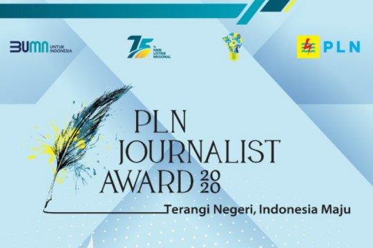 PLN Journalist Award 2020, diikuti 1.000 karya jurnalistik