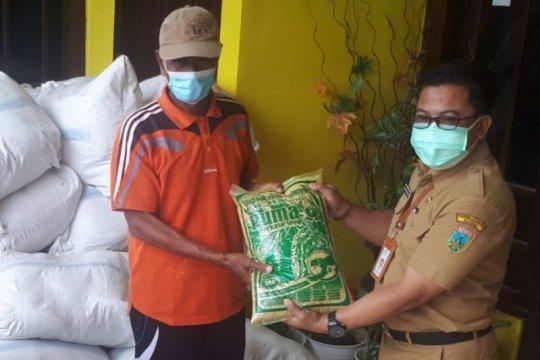 Pemkab Kudus kembali terima bantuan benih padi untuk lahan 1.525 hektare
