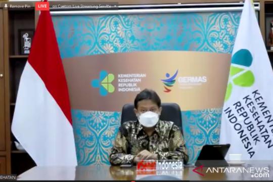 Menkes: Pemerintah siap beli 426 juta vaksin COVID-19 Gotong Royong