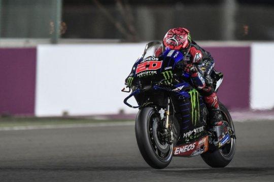Quartararo tercepat di hari kedua tes pramusim MotoGP di Qatar