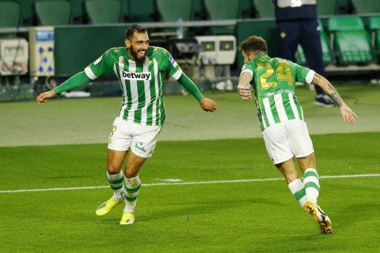 Betis kalahkan Alaves 3-2