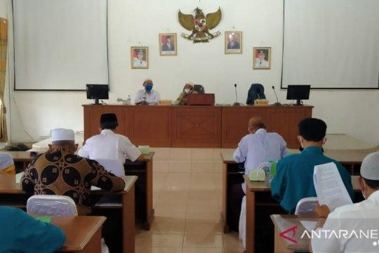 12 orang ikuti tes tertulis seleksi calon Ketua Baznas Bangka