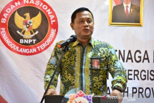 Cegah terorisme, BNPT tetapkan lima provinsi sinergitas