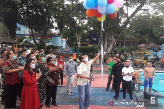 Pikatan Water Park Temanggung dibuka lagi