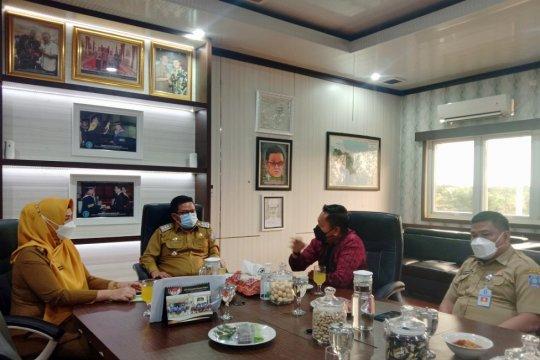 Ketua DPRD Silahturahmi ke Bupati Bangka Selatan