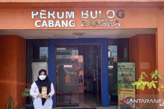 Persediaan bahan pokok di Bangka Belitung aman hingga tiga bulan