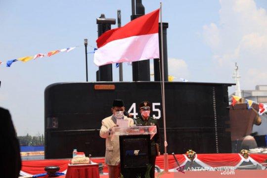 Kapal selam buatan PT. PAL perkuat TNI AL