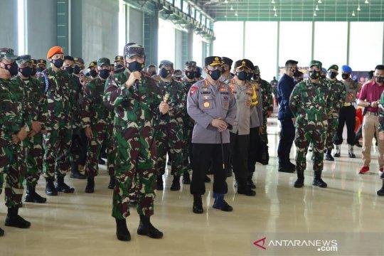 Panglima TNI ingatkan tetap jaga protokol kesehatan COVID-19