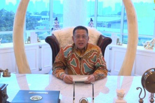 Pembahasan PPHN tidak bahas masa jabatan presiden