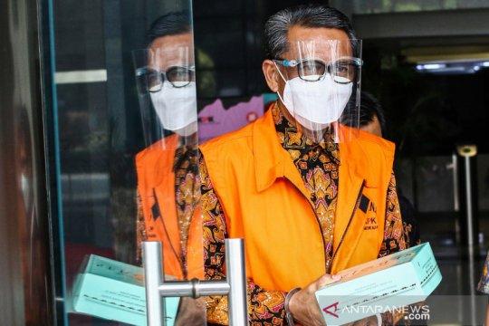 KPK amankan bukti berupa barang elektronik terkait kasus Nurdin Abdullah