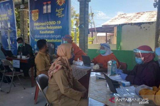 Pemkab Belitung prioritaskan vaksinasi guru demi pembelajaran tatap muka