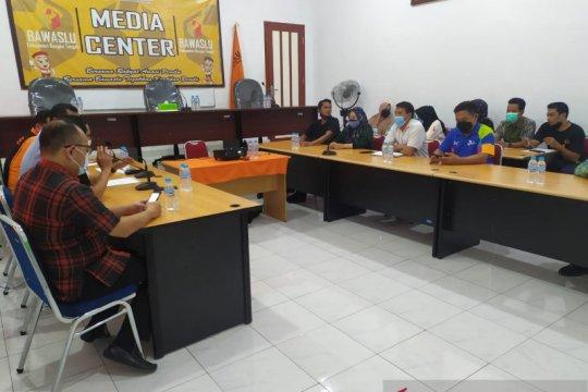 Bawaslu Bangka Tengah bahas SOP penyelesaian sengketa pemilu