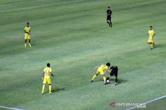 PSIS-Barito Putra bermain imbang 3-3