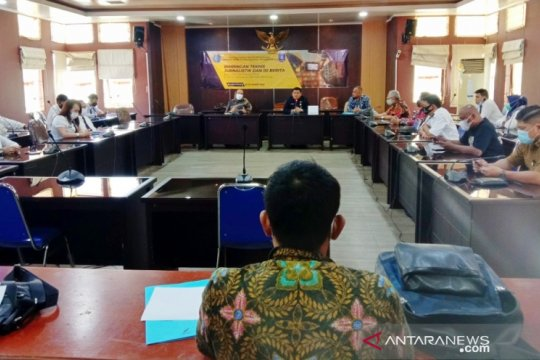 Dua Puluh ASN Sekretariat DPRD Babel Ikut Bimtek Jurnalistik