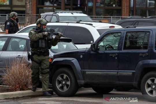 Penembakan massal di Colorado AS tewaskan 10 orang, termasuk polisi