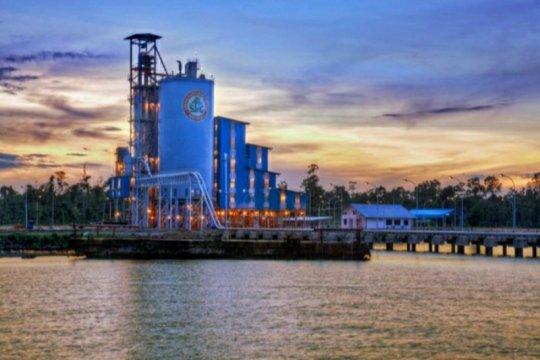 SG pasok 214.000 sak semen untuk pembangunan Bendungan Tukul Pacitan