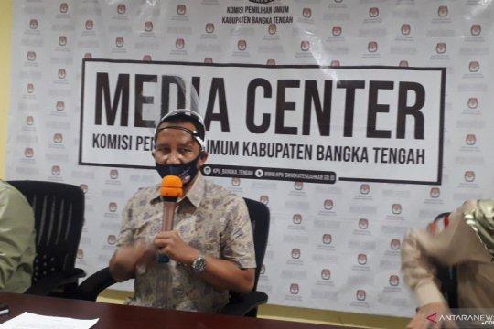 KPU Bangka Tengah perbarui data pemilih berkelanjutan secara berkala
