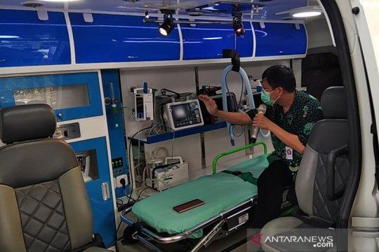 RS Mardi Rahayu Kudus sediakan ambulans khusus  pasien COVID-19